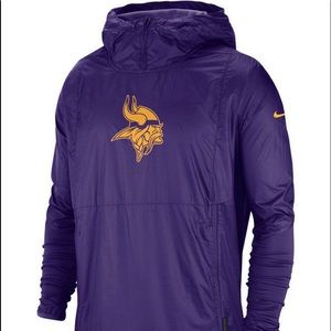 Minnesota Vikings Players Repel Light Jacket